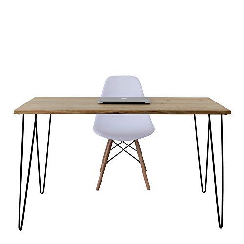 mesa madera natural de la marca CASA FERRO