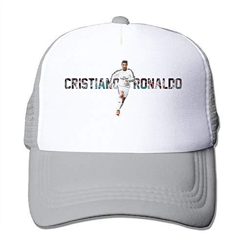 SHUIFENG66 Cristiano Ronaldo Mesh Cap Trucker Cap...