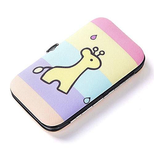 Jszzz Nail Clippers Kit for Les Hommes et Les Femmes, Manucure Nail Trimmer Trousse de Toilette Beauty Nail Art Set polonais fichier Driller Brosse Trimmer Outil Ongles Trimmer polonais