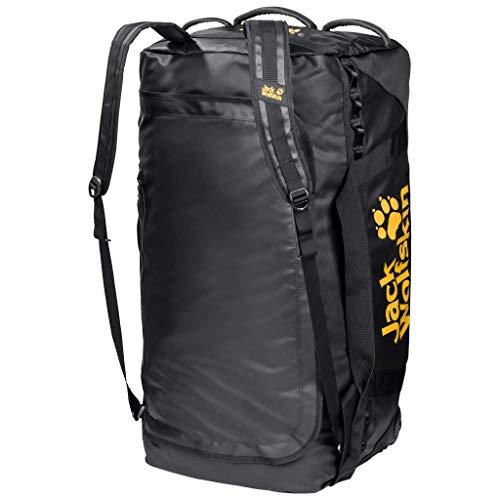 Jack Wolfskin Expedition Roller 130 Reisetasche, Black, ONE Size