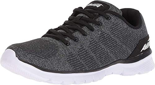 Avia Herren Avi-rift, Black/Iron Grey/White, 45 EU M