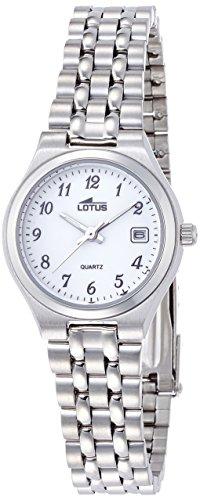 Lotus 15032/1 - Reloj de Pulsera de Cuarzo analógico niña, Acero Inoxidable