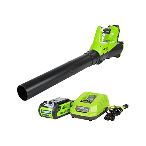 Greenworks 40V Electric Leaf Blower