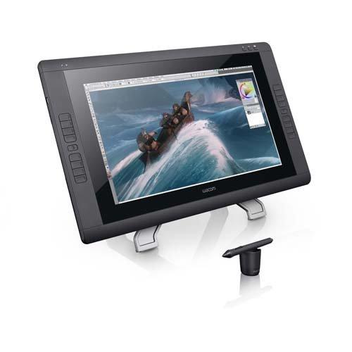 ワコム 液晶ペンタブレット 21.5インチ Cintiq22HD DTK-2200 K0