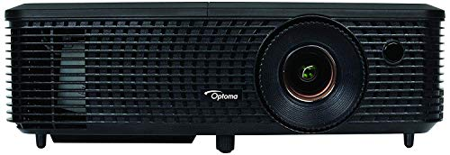 ZUEN Optoma H183X Full 3D HD Ready DLP 3200 Ansi Lumens Home Cinema Projector