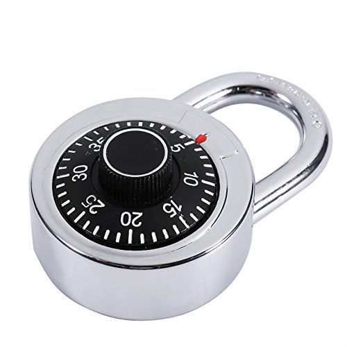 RBSD Zinc Alloy Classical Delicate Coded lock, combination lock, Suitcases & Bag, Travel Accessories