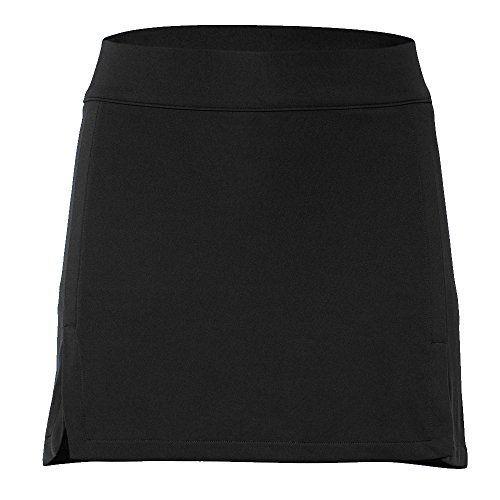 J.Lindeberg New Women AMELLIE TX Jersey Golf Skirt Black Large