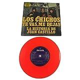 Te Vas, Me Dejas / La Historia De Juan Castillo (LP Color) (Ed. Limtada) [Vinilo]