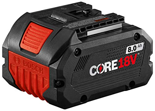 Bosch GBA18V80 CORE18V 8.0 Ah Performance Battery