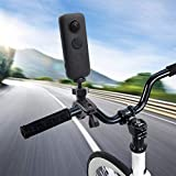 OVERMAL_Accessory Bike Stand STARTRC Action Camera Bike Mount Bicycle Rack Mount Holder for Insta360ONE X/EVO