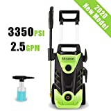 Best home pressure washer - Homdox 3350 PSI Electric Pressure Washer 2.5 GPM Review