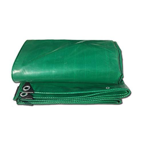 Bâche Épaissir la en PVC, très résistante à l'eau, résistante à la déchirure, pour Bateau, Camion, jetée (Size : 4x5m)