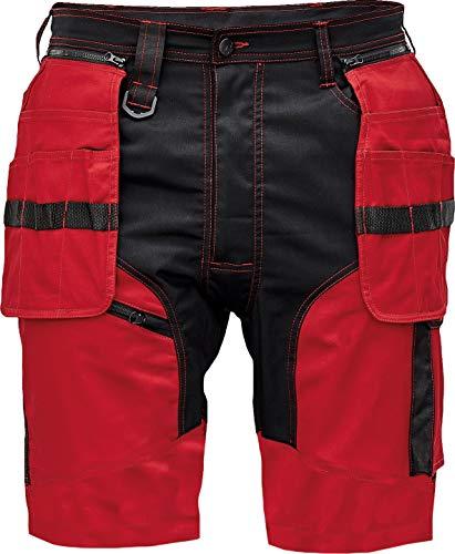 DINOZAVR Keilor Herren Kurze Arbeitshosen für den Sommer – Atmungsaktive Elastische Baumwolle Shorts
