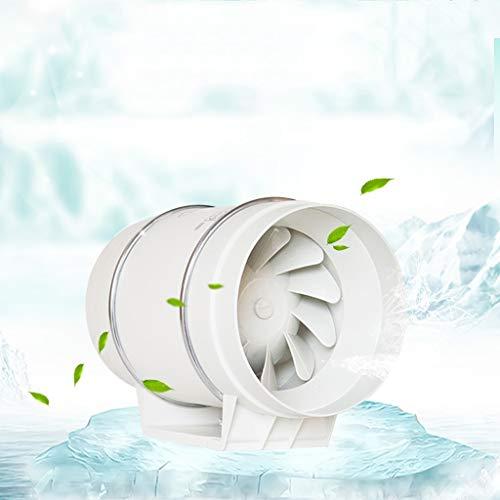 Ventilador de ventilación doméstico 8 Pulgadas Extintor, En Línea Extintor De Bajo Ruido De Gran Volumen De Aire Adecuado For El Hogar/Fábrica/Hotel Ventilador De Ventilación LITING