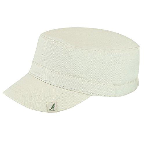 Kangol Headwear Cotton Adj Army Cap - Casquette de Baseball - Mixte - Beige (Beige) - Large (Taille Fabricant:L/XL)