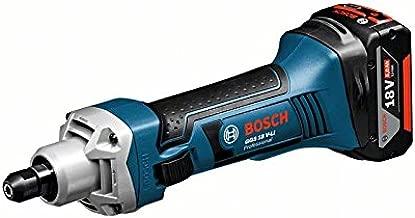 Amoladora recta 1200 W, 8000 rpm, /Ø m/áx. de muela abrasiva 125 mm, en caja Bosch Professional GGS 8 SH