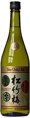 Sho Chiku Bai Classic Sake 750ml