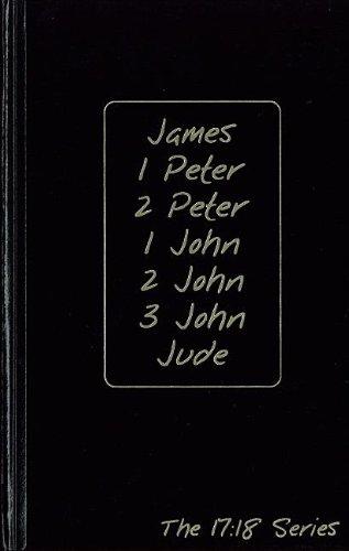 James, 1 Peter, 2 Peter, 1 John, 2 John, 3 John and Jude: Journible The 17:18 Series (Journibles: the 17:18 Series)