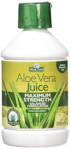 Aloe Vera Juice Max Strength - 500ml