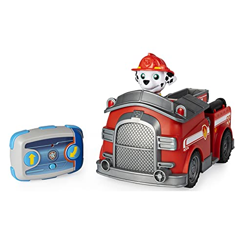 Marshall's Remote Control Fire Truck