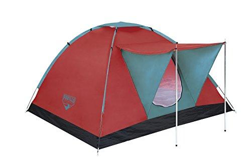 Pavillo Camping-Zelt Range X3, für 3 Personen, 210 x 210 x 120 cm
