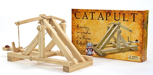 Pathfinders Roman Catapult Model Kit