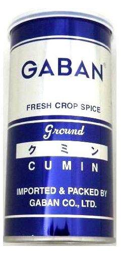 ギャバン クミン パウダー 65g