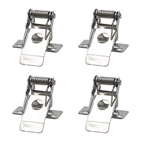 LEDVero Clips d'ancoraggio per pannelli LED per soffitti removibile