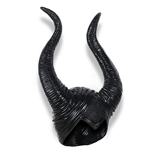 邪悪な帽子マスクの愛人の愛人Unisex Halloween. (Color : A, サイズ : One Size)