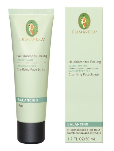 Primavera: Peeling Salbei Traube (50 ml)