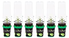 The safest way to ship live plants The patented design allows for an led light to keep the clone in the growing vegetative stage while being shipped Allows clones or young plants to be shipped safely and all the while nurturing the plant in the growi...