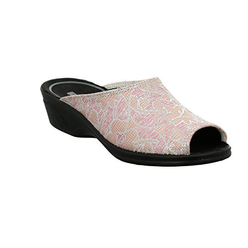 ROMIKA Remo 313, Chaussons Mules Fille, Rose (Rosa 040), 35 EU