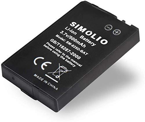Rechaegeable Li-ion Battery for SIMOLIO Wireless TV Headphones SM-825D Pro, SM-8245