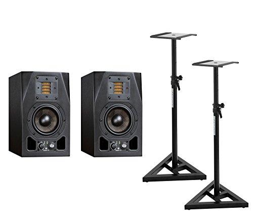 Adam Audio A3X Statief Bundle