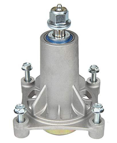 Rasenmäher Rasentraktor Messerspindel Messerhalter Spindel kompatibel: 618-04126, 20050,187292 (187292)