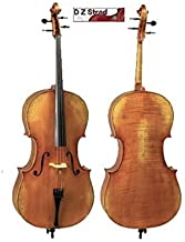Cello D Z Strad Model 600 Size 1/2 Handmade by Prize Winning Luthiers