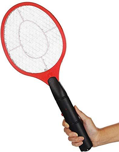 Rainberg Mega Bug Zapper - Control de insectos al aire libre | Mosquitos y insectos zapper, jardín, vestíbulo y camping, uso interior y exterior de control de plagas (rojo)