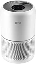 LEVOIT Air Purifier for Home Allergies and Pets Hair Smokers in Bedroom, H13 True HEPA Filter, 24db Filtration System Cleaner Odor Eliminators, Remove 99.97% Smoke Dust Mold Pollen, Core 300, White
