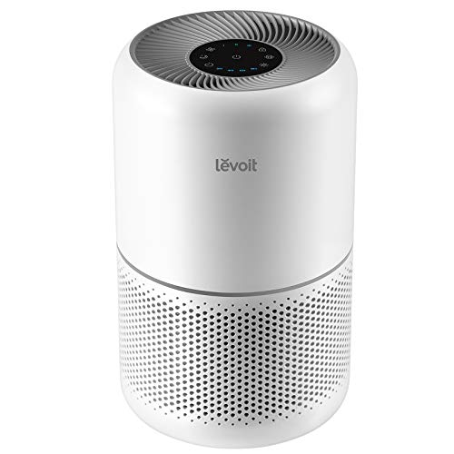 LEVOIT Air Purifier for Home Allergies Pets Hair Smokers in Bedroom, H13 True HEPA Air Purifiers...