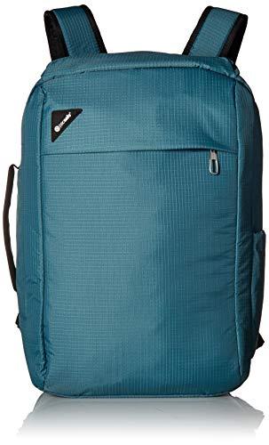 Pacsafe Unisex Vibe 28L Mochila antirrobo - Hydro Weekender Bag, color Azul, talla Talla única