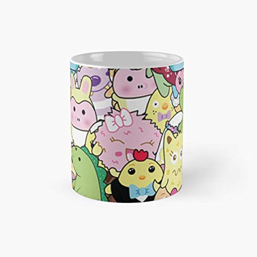 Cute Art of Moriah Elizabeth Classic Mug | Best Gift Funny Coffee Mugs 11 Oz