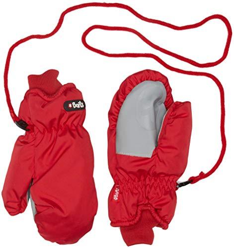 Barts Nylon Mitts Gants, Rouge (Rot), 5 (Taille Fabricant: 5) Garçon