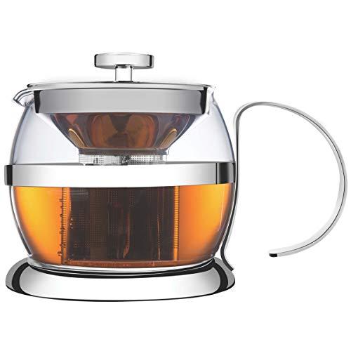 Bule para Chá Tramontina de Vidro 900 ml