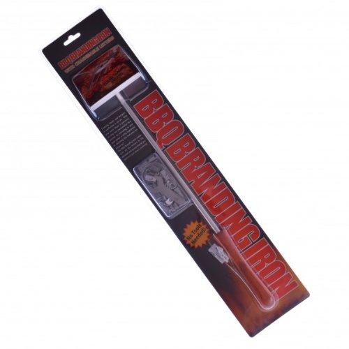Métal de tampons pour viande Barbecue à laissent des messages