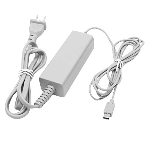 Gamepad Charger for Wii U, AC Power Adapter Supply...