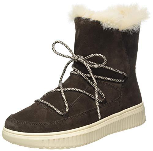 GEOX J DISCOMIX GIRL B CHESTNUT Girls' Boots Snow size 32(EU)
