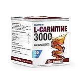 Quamtrax Carnitina 3000 Cola - 20 viales x 25 ml