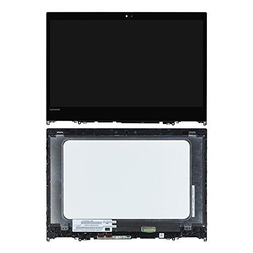 35,6 cm (14 Zoll) FHD (1920 x 1080) LCD Display + Touch Digitizer + Rahmen + Touch Control Board Assembly für Lenovo Flex 5-14 5-1470 / Yoga 520-14 520-14IKB (nicht für Flex 5 14ARE05 Serie)
