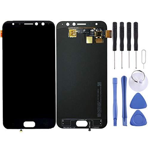 Mingxian Pantalla LCD y digitalizador Asamblea Completa for ASUS ZenFone 4 Selfie Pro / ZD552KL (Negro) (Color : Black)