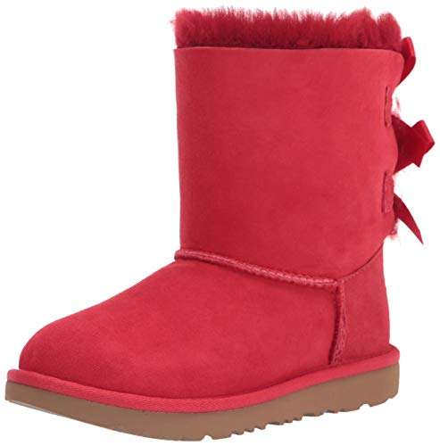 Kid Girl Red Boots